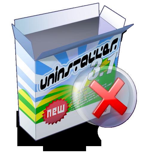 Windows PC software uninstallation