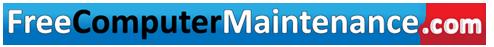 Free Computer Maintenance | Free PC Optimizer | Windows Optimizer |